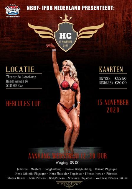 Hercules Cup 2020