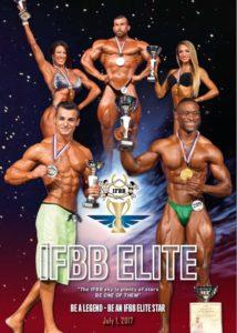 IFBB Elite Ranking & Wedstrijden