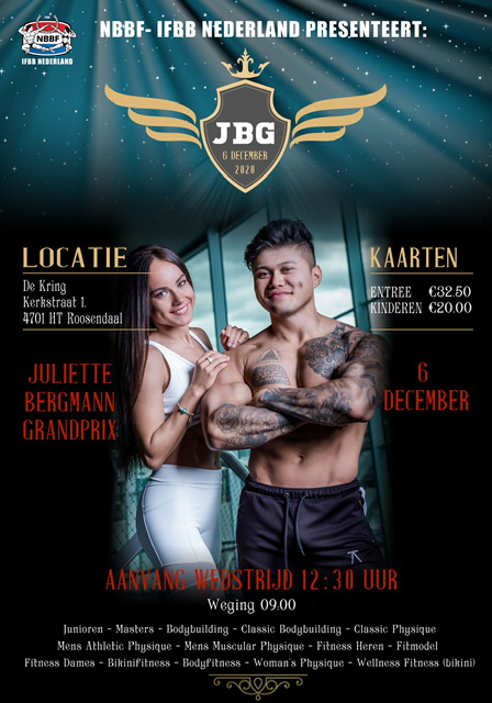 Juliette Bergmann Grand Prix 2020