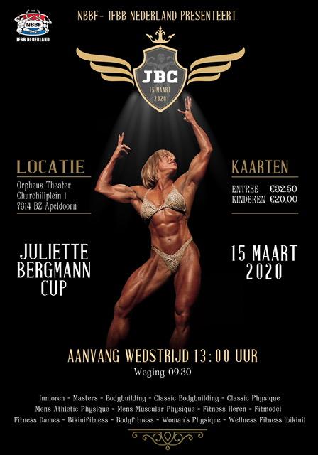 Juliette Bergmann Cup 2020