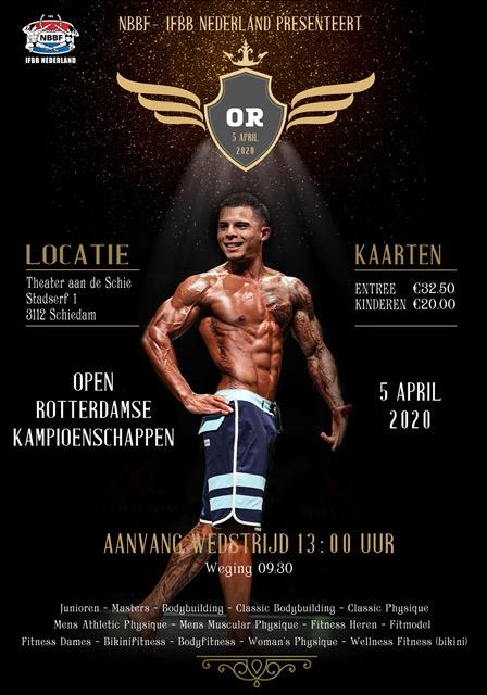 Open Rotterdamse 2020