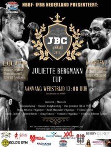 UITSLAGEN JULIETTE BERGMANN CUP 2018